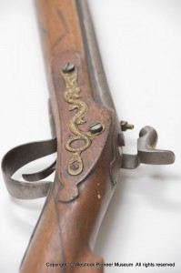 1819 Barnett trade rifle